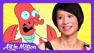 These 8 Actors Voice Over 200 Futurama Characters