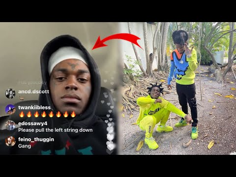 Kodak Black Responds To Getting 🔫 At With SykoBob Rumors & Clears It Up!?