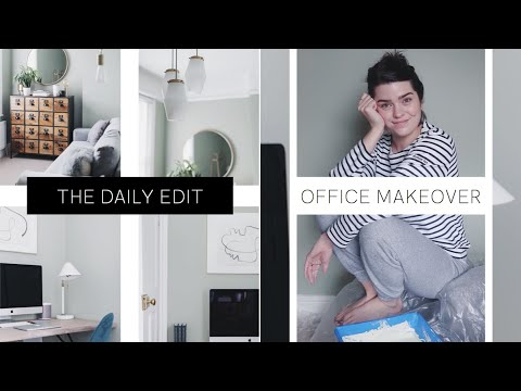 The 48-Hour Office Makeover   THE DAILY EDIT   The Anna Edit