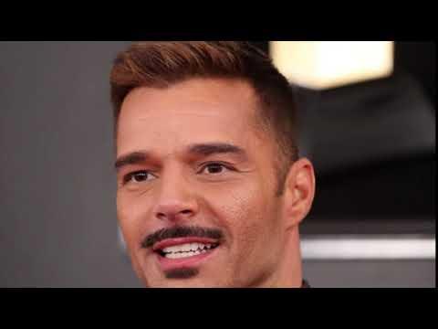 Ricky Martin video El nuevo look de Ricky Martin - Premios Grammy - Febrero 2019