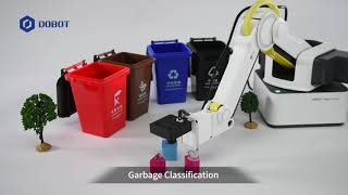 DOBOT Magician Lite – Recycle!