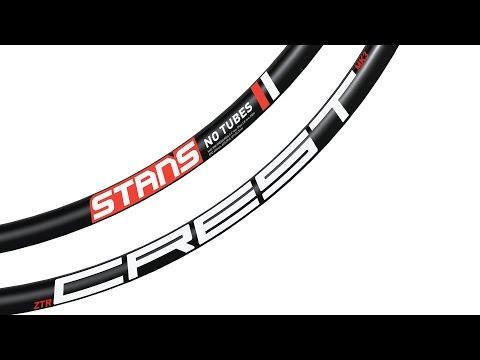 Stan's NoTubes Crest MK3 Wheelset