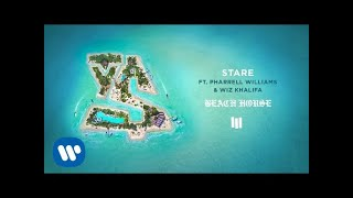Ty Dolla $ign   Stare Ft.  Pharrell Williams & Wiz Khalifa [Official Audio]