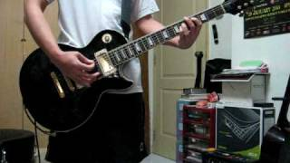 The Click Five - Jenny Guitar Cover