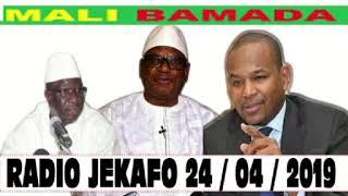 Radio Jekafo 24 /04 /2019
