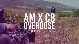 AGNEZ MO - Overdose (ft. Chris Brown) [Behind The Scenes]