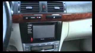 Santman's Toyota Avensis T25
