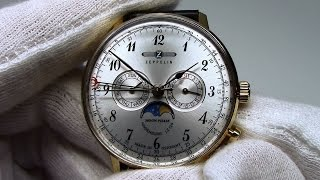 Five Best Selling Graf Zeppelin Watches - Made in Germany