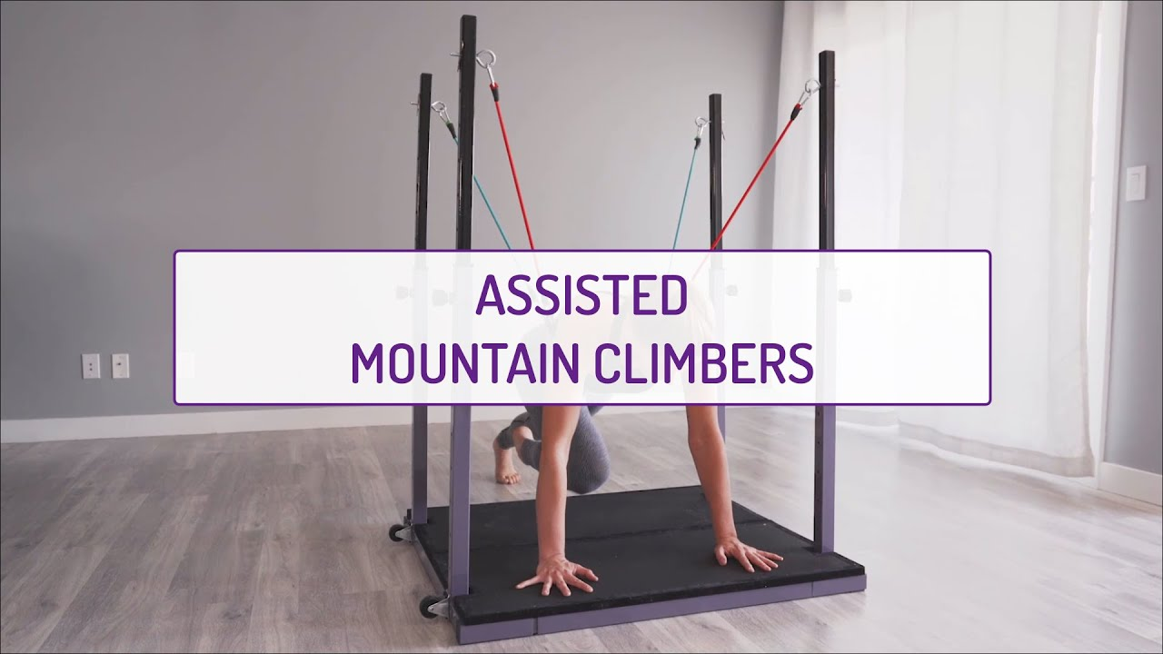 Assisted Mountain Climbers