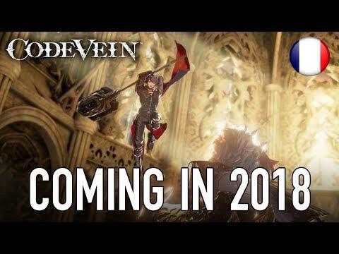 Code Vein - Troisième trailer de Code Vein