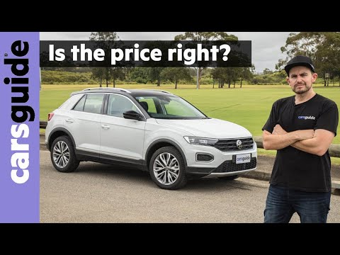 VW T-Roc 2021 review: 110TSI Style - We test Volkswagen's answer to the Toyota C-HR and Mazda CX-30!
