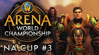 Golden Guardians vs Turtle | Upper Quarters | AWC NA Cup 3