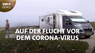 Mit dem Wohnmobil nach Portugal – Auf der Flucht vor dem Corona Virus