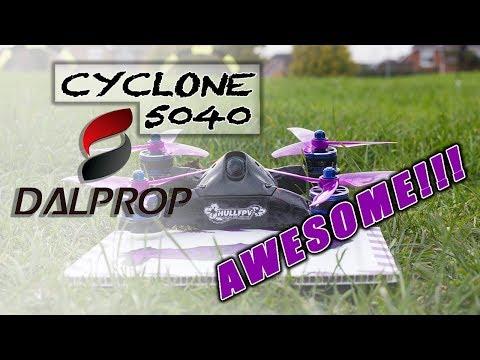 Dal Propellers Cyclone T5040C da Banggood