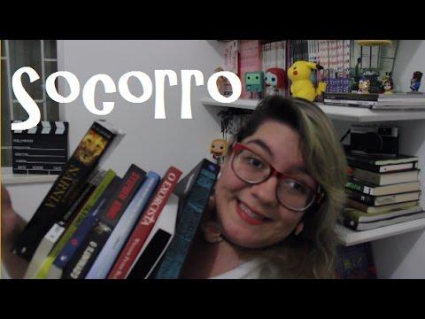 Livros pra Terminar de Ler em 2017 - Clube do Livro #08