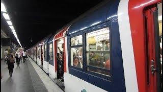preview picture of video '[Paris] MI09+MS61 - RER A Vincennes'