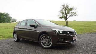Test | Opel Astra Excellence 1.6 CDTI [English Subtitled]
