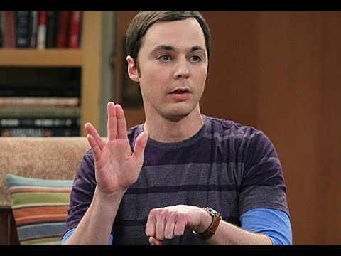 "Best moments of Sheldon Lee Cooper from ""The Big Bang Theory"""