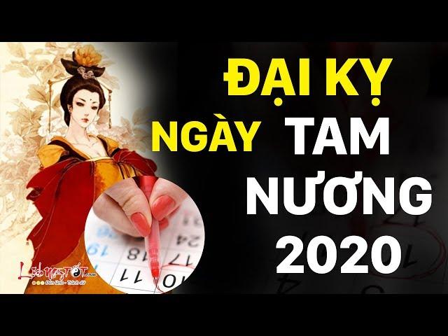 Ngày Tam Nương 2020 Là Ngày Nào Tuyệt Đối Không Được Làm Điều Này Kẻo Xui Xẻo Đeo Bám – Kiêng Kỵ