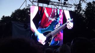 preview picture of video 'Deep Purple - Contact Lost / Steve Morse Guitar Solo / The Well Dressed Guitar'