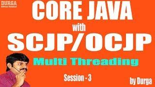 multithreading in java by durga sir - मुफ्त