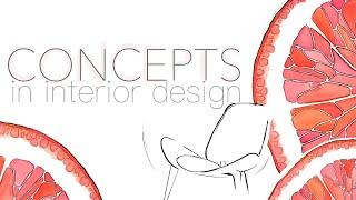 Explaining Concepts in Interior Design, Definition, Types & More (pt.1)