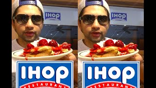 ME EATING IHOP MUKBANG - Video Youtube