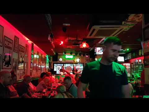 Scruffy Murphy's Bar Benidorm