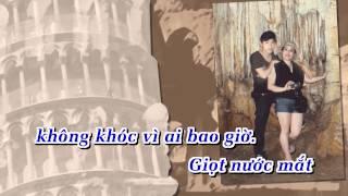 Dòng Lệ Tiễn Đưa (Remix) – Châu Việt Cường (Tone Nữ)