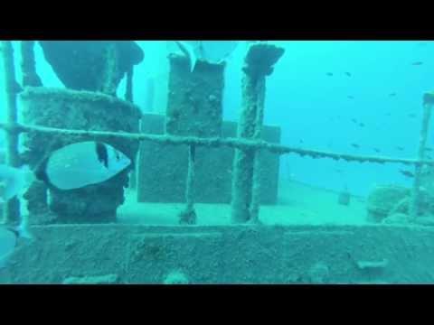 """Wreckdiving Malta: Tugboat """"ROZI"""", Cirkewwa - Wrack Rozi,Malta"""