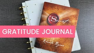 How to create a GRATITUDE JOURNAL