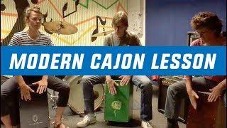 Modern Cajon - Shape of you
