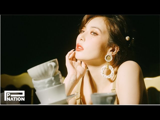 [Korea] MV : HYUNA - FLOWER SHOWER