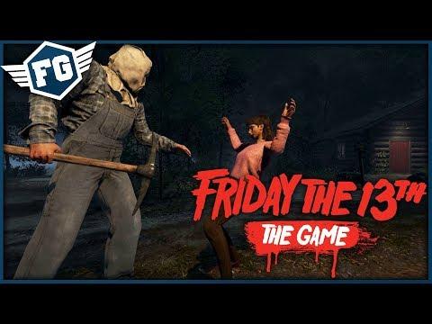 Friday the 13th: The Game - Nová Mapka