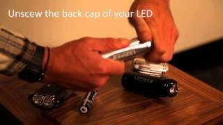 Lezyne LED Lights - Never go home in the dark with Infinite Light