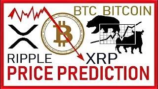 RIPPLE & BITCOIN PRICE PREDICTION 2018-2019  ~ Most Realistic