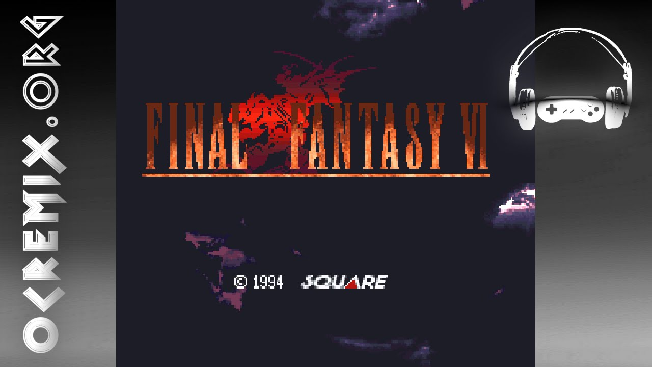 Final Fantasy VI Versus VII: The MIDIning…
