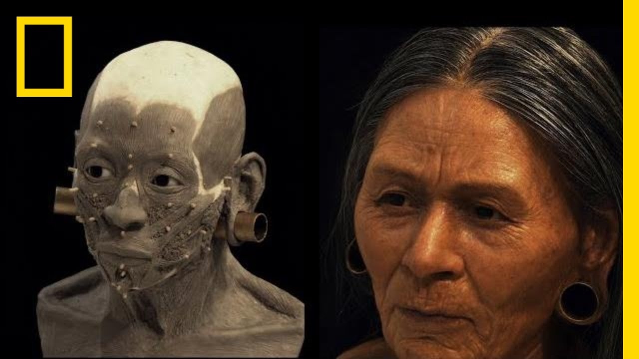 Exclusive: Face of Ancient Queen Revealed for the First Time | National Geographic thumbnail