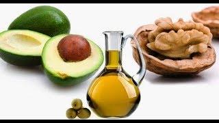 Aprende a identificar las grasas saludables