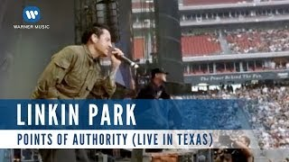 Linkin Park  Points Of Authority Live In Texas