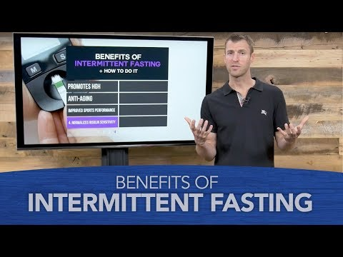 Video Benefits Of Intermittent Fasting + How To Do It