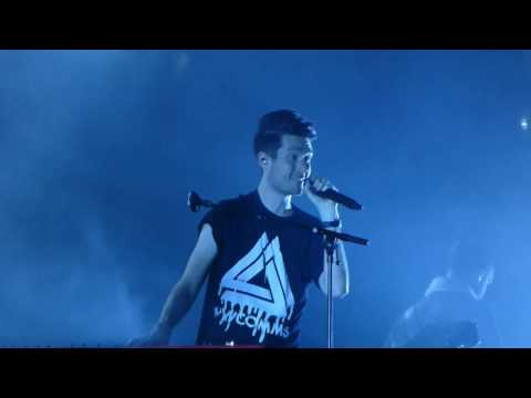 Bastille - The Anchor @RedHat Amphitheater, Raleigh, NC, 12May2017 Mp3