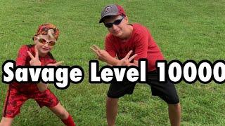 Savage level 10000