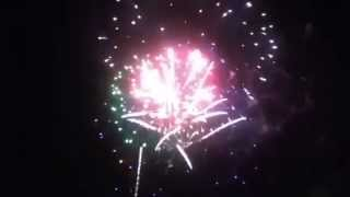 preview picture of video 'Darien Lake LaserBlast Show Part 3'