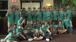 Exactly one year ago the Coastal Carolina Chanticleers baseball team made our