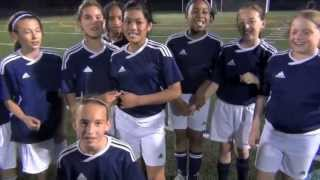 Call Me Maybe - lip sync by girls soccer team