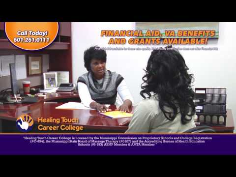 WDAM Commercial - Healing Touch School of Massage Therapy ...