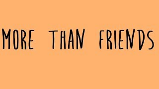 Jason Mraz   More Than Friends Ft Meghan Trainor Lyrics