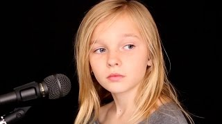 Gambar cover The Sound Of Silence - Disturbed cover by Jadyn Rylee feat. Sina