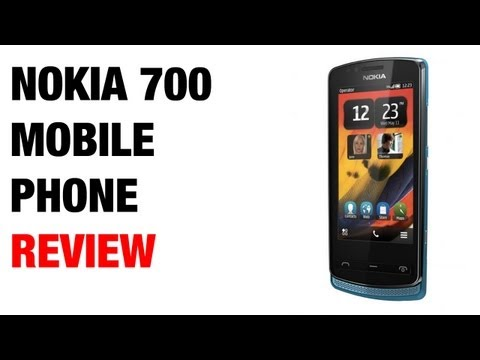Nokia 700 Mobile Phone Review